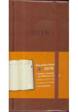 Kalendarz 2019 KK-DLD Dzienny LUX MIX AVANTI