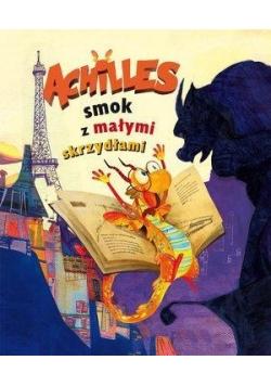 Achilles, smok z małymi skrzydłami