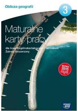 Geografia LO 3 Oblicza geografii KP ZR w.2014 NE