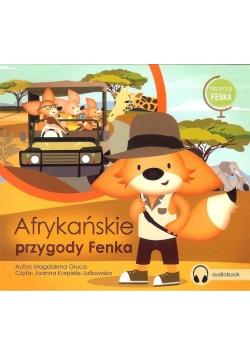 Afrykańskie przygody Fenka audiobook