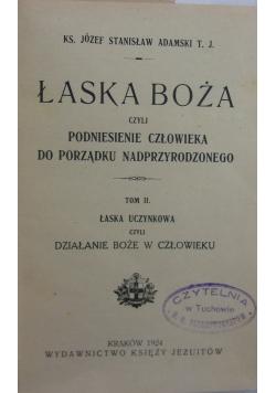 Łaska Boża, 1924r.
