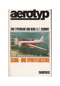 Aerotyp schul-und sportflugzeuge