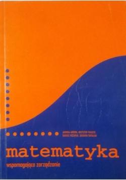 Abtowa Jadwiga - Matematyka wspomagająca zarządzanie