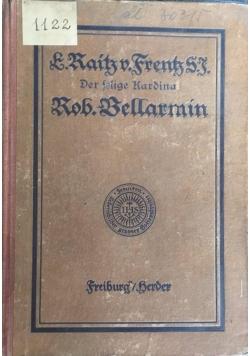 Der selige Kardinal Robert Bellarmin S.J., 1923 r.