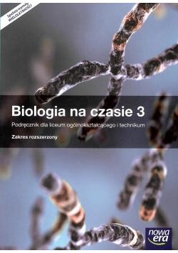 Biologia LO 3 Na czasie... Podr. ZR w.2017 NE