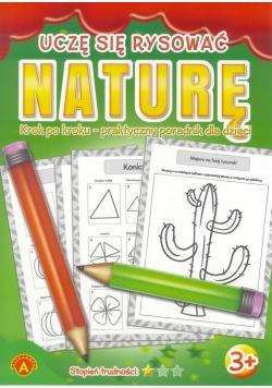 Uczę się rysować naturę ALEX