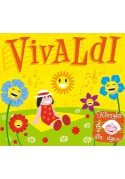 Klasyka dla dzieci - Vivaldi CD SOLITON