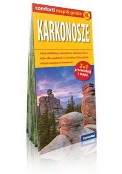 Comfort!map&guide XL Karkonosze 2w1