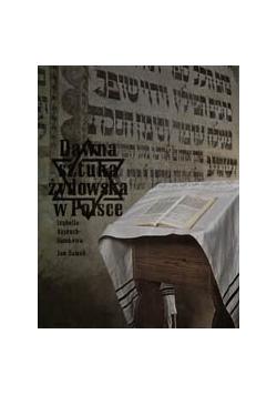 Dawna sztuka żydowska w Polsce