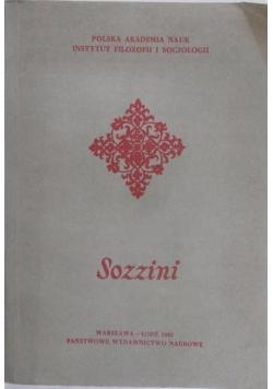 Sozzini