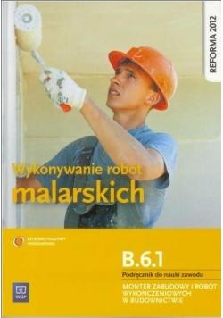 Wykonywanie robót malarskich Kwal. B.6.1 WSIP