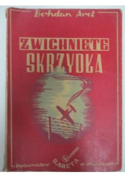 Zwichnięte skrzydła, 1948 r.