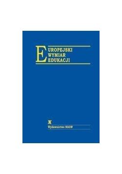 Europejski wymiar edukacji