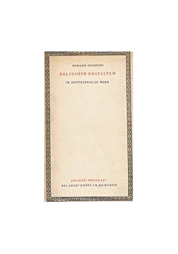 Religiose Gestalten ,1947r.