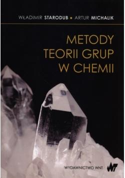 Metody teorii grup w chemii