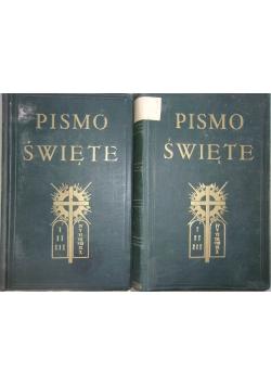 Pismo Święte, Stary Testament, cz.II i IV