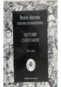 Historie cmentarne 1999-2004