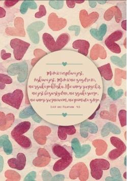 Mój dziennik - Hymn o miłości Serca