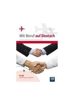 J. Niemiecki Mit Beruf auf Deutsch admin. - usług.