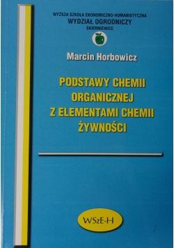 Podstawy chemii organicznej z elementami chemii żywności