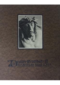 Deutsche Besellschaft ,1928r.