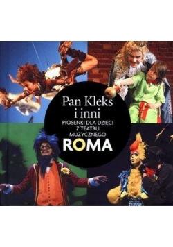 Pan Kleks i inni Piosenki dla dzieci z teatru ROMA