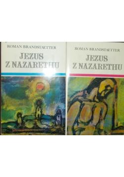 Jezus z Nazaretu Tom I i II