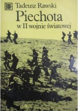 Piechota w II wojnie światowej