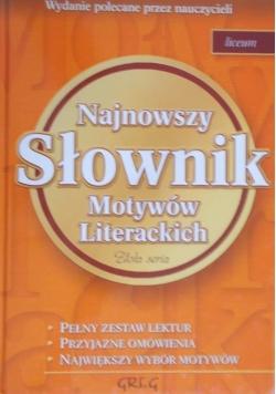 Najnowszy Słownik Motywów Literackich