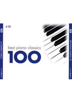 Best piano classics 100 CD