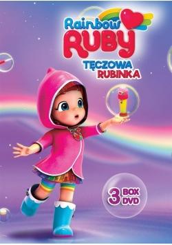 Tęczowa rubinka - BOX 3DVD