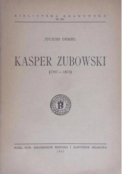 Kasper Zubowski