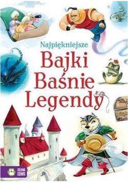 Najpiękniejsze Bajki, Baśnie, Legendy