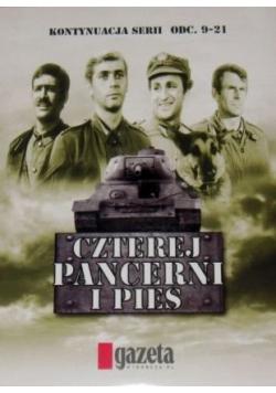 Czterej pancerni i pies, DVD,odc.9-21