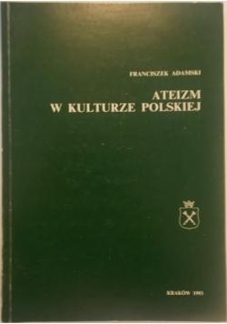 Ateizm w kulturze polskiej