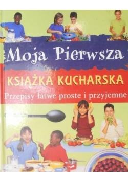 Moja pierwsza książka kucharska
