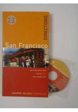 San Francisco. Directions + CD