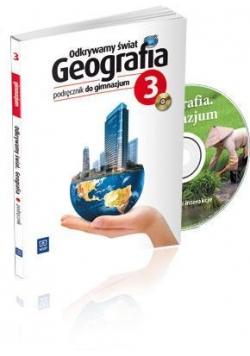 Geografia GIM Odkrywamy świat 3 podr w.2013 WSIP