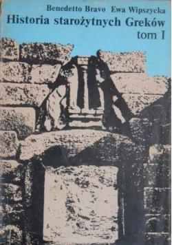 Historia starożytnych Greków, Tom I