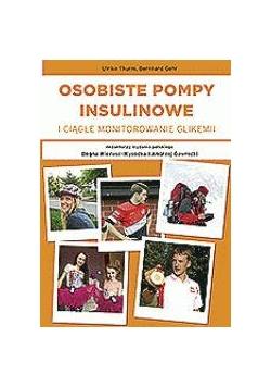 Osobiste pompy insulinowe