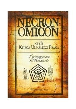 Necronomicon czyli Księga Umarłego Prawa