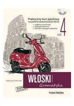 Włoski w tłumaczeniach. Gramatyka 4
