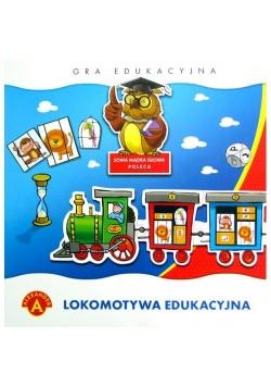 Lokomotywa edukacyjna ALEX