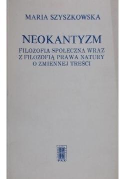 Neokantyzm