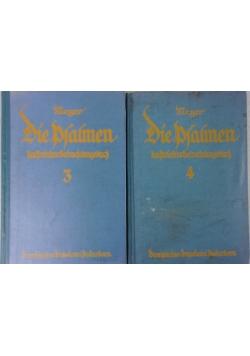 Die Psalmen des Prufers Befrachtungsbuch, 1920 r.
