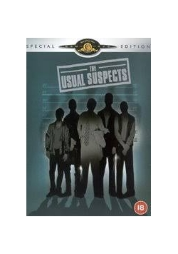 The Usual Suspects, DVD
