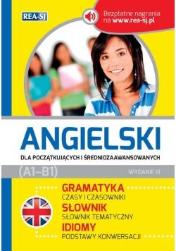 Angielski dla początkujących i średniozawansowanych