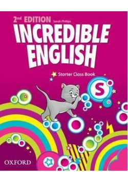 Incredible English  2E Starter CB OXFORD