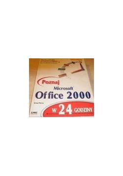 Poznaj Microsoft Office 2000 w 24 godziny