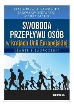 Swoboda przepływu osób w krajach Unii Europejskiej